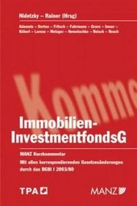 Immobilien-Investmentfondsgesetz