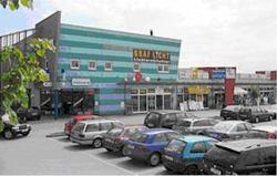 Fachmarktzentrum Völkermarkter Straße