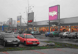 Fachmarktzentrum Fürstenfeld
